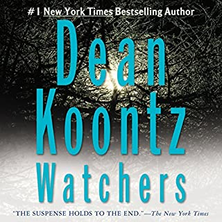 Watchers audiobook cover art
