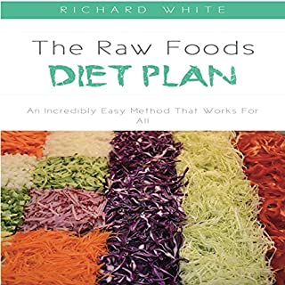 The Raw Foods Diet Plan cover art