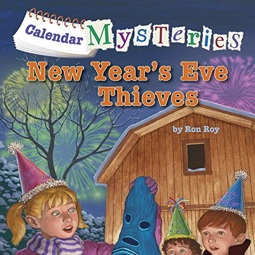 New Year's Eve Thieves cover art