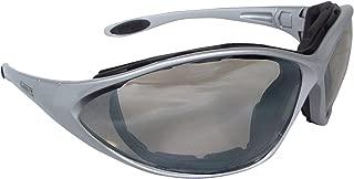 DeWalt DPG95-9C Framework Safety Glasses with Foam Lined Frame, Indoor/Outdoor Lens