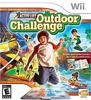 Outdoor Challenge-Active Life (W/Mat)