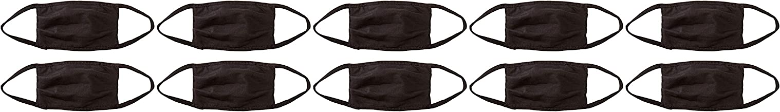 Hanes Face Mask, Pack of 10