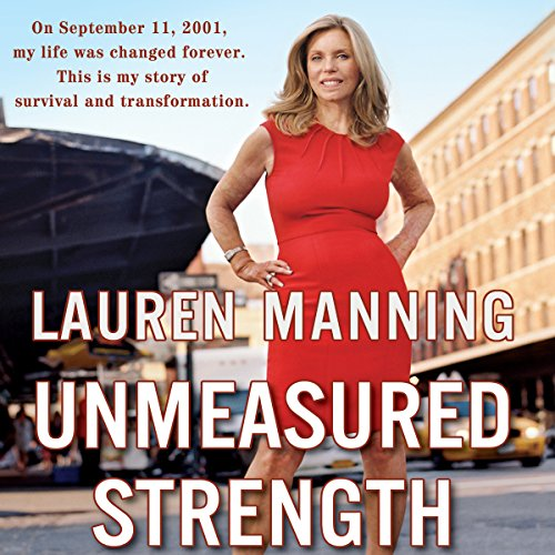 Unmeasured Strength audiobook cover art