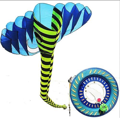 Unbekannt Kite Soft Kite   Winddicht Fliegend Einfach Zu Fliegen (Größe   C)