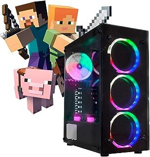 Super PC Gamer Intel Core, 4GB Ram, Gabinete com LED, HD SSD. 12x sem Juros!!