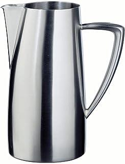 Pitcher Acciaio inox 1 litro Bricco Montalatte llsa Professional steel jug