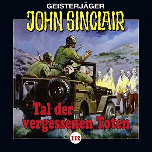 Tal der vergessenen Toten audiobook cover art