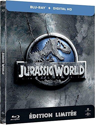 Jurassic World [Francia] [Blu-ray] [Italia]