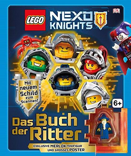 LEGO® NEXO KNIGHTS™. Das Buch der Ritter: Mit exklusiver Minifigur