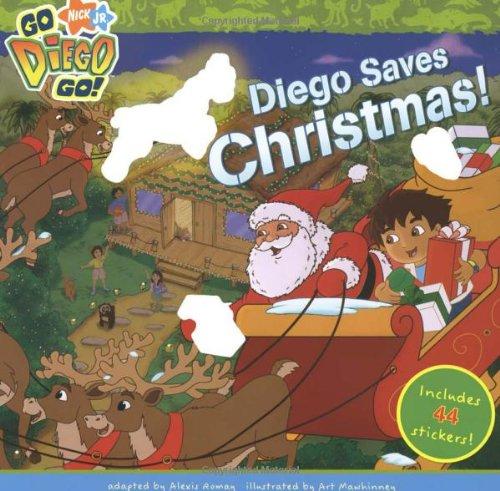 Diego Saves Christmas (Go, Diego, Go!)