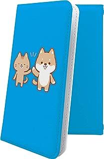 ZenFone5Q ZC600KL ケース 手帳型 豆柴 まめしば ねこ 猫 猫柄 にゃー ゼンフォン5q ゼンフォン5 手帳型ケース 犬 いぬ 犬柄 zenfone 5q 5 q 女の子 女子 女性 レディース