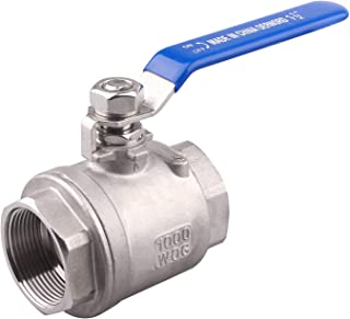 Best ball check valve stainless Reviews