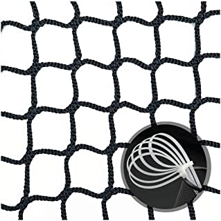Ball Stop Net,Kids Baby Stair Railing Balcony Ball Stopping Netting Safety Nylon Backstop Goal Net Nets Golf Course Barrie...