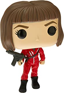 Funko Pop! Television: Money Heist - Tokyo With Mask Chase, Action Figure - 34488