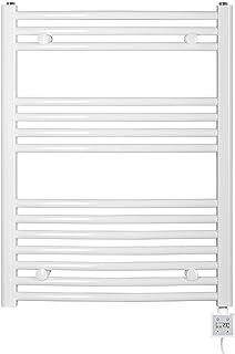 aquapont–Calefactor de baño Radiador Eléctrico (tamaño: 600x 775–Color Blanco/con ampliación KTX-2de 3eléctrico de calefacción tinta y Befüllung