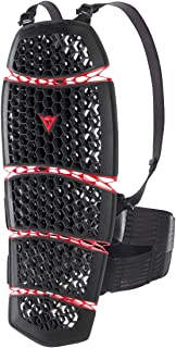 DAINESE 1876157001XS/M Motorcycle Back Protector, Black, X-Small/Medium