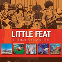 Original Album Series: Little Feat / Sailin' Shoes / Dixie Chicken / Feats Don't Fail Me Now / The Last Record Album by Little Feat (2010-02-23)