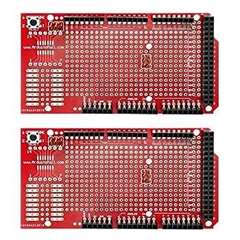 Best arduino mega prototype shield Reviews
