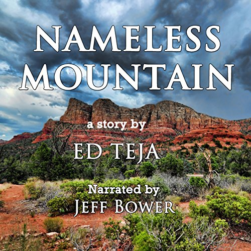 Nameless Mountain audiobook cover art