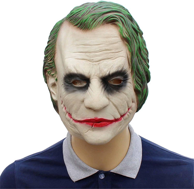 HBWJSH Halloween Batman Clown Maske Latex Kopfbedeckungen Dark Knight Maske Film Requisiten B07JMJ8YQT Umweltfreundlich  | Zürich