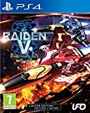 Raiden V Directors Cut Game 22 Track CD Exclusive to Director's Cut- Co-op Mode & Bonus Levels! Extreme Graphics FUll 1080p support to bring every explosion, missile attacks and Boss Kills to earth shattering realism on HDTV's and monitors! Tri View ...