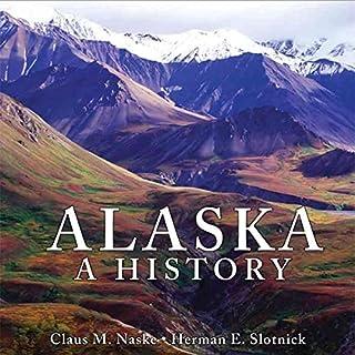 Alaska: A History audiobook cover art