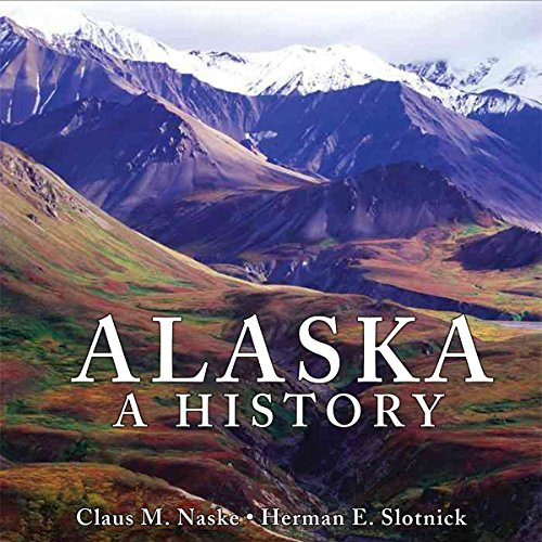 Alaska: A History audiobook cover art