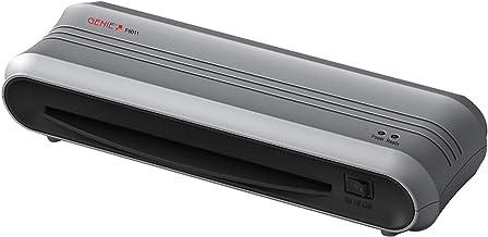 Genie F9011 - Plastificadora A4, plateado/negro