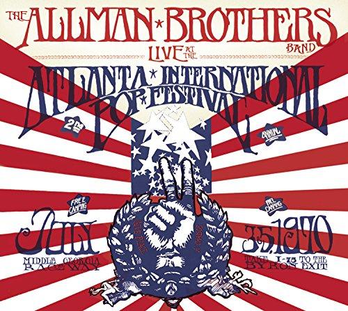 Live Atlanta Intn'l Pop Festival: July 3 & 5 1970