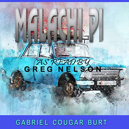 Malachi PI audiobook cover art