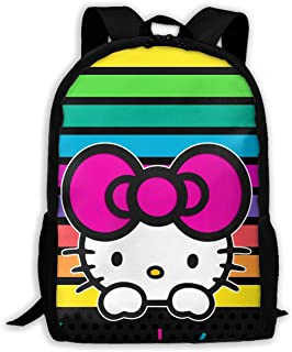 1f678da1a68a Amazon.com: hello kitty backpack for girls: Office Products