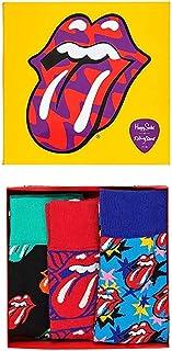 Happy Socks Men's Rolling Stones 3-Pack Sock Box Set