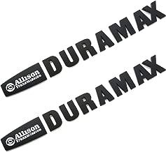GMC Sierra 2500HD 3500HD Hood Emblem Duramax 6.6L Allison OEM New  2011-2014