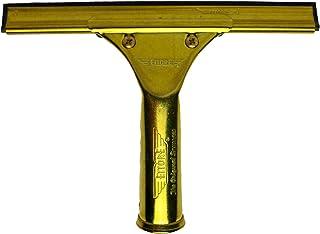 Ettore 10008 ProSeries Brass Squeegee, 8-Inch