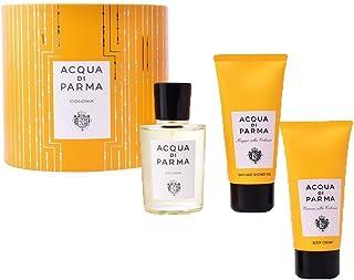 Acqua Di Parma Colonia Coffret: Eau De Cologne Spray 100ml + Bath And Shower Gel 75ml + Body Cream 75ml 3pcs