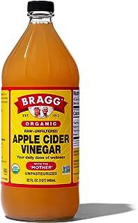 Bragg Organic Raw Unfiltered Apple Cider Vinegar - 946 ml