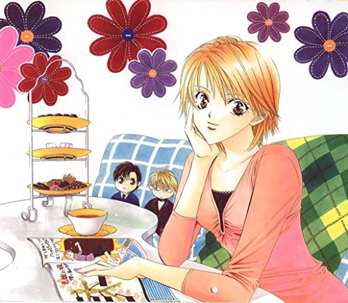 7-HO8AB4 Skip Beat Inoue Marina Konishi Katsuyuki Hayamizu Risa 40cm x 35cm,16inch x 14inch Silk Print Poster