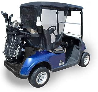 uv golf cart shade