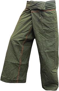 PANASIAM Fisherman Pants Stripe Design