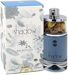 Ajmal Men's Shadow Eau De Parfum Spray, 75 ml - Pack of 1