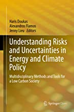 Understanding Risks and Uncertainties in Energy and Climate Policy: Multidisciplinary Methods and Tools for a Low Carbon Society