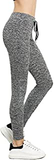 sweatyrocks mallas Leggings largo Workout Yoga Pant