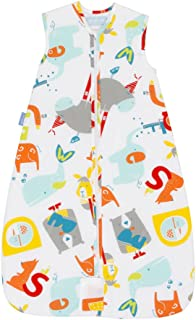 The Gro Company Grobag 1.0 Tog E is for Elephant Travel Sleeping Bag for 6-18 Months Baby
