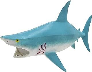 Rockin Gear Toy Shark - Great White Shark - Rubber Toy Figure - Rubber Shark 9