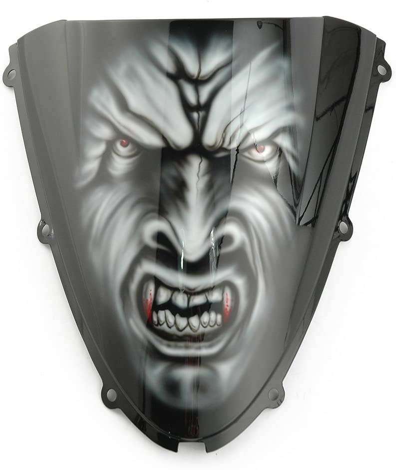 Moto Onfire New arrival Airbrushed Windscreen Fairings Fit for Ho Windshield Gorgeous