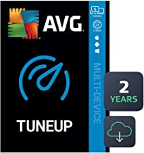 AVG TuneUp 2021 | 5 Devices, 2 Years [PC/Mac/Mobile Download]