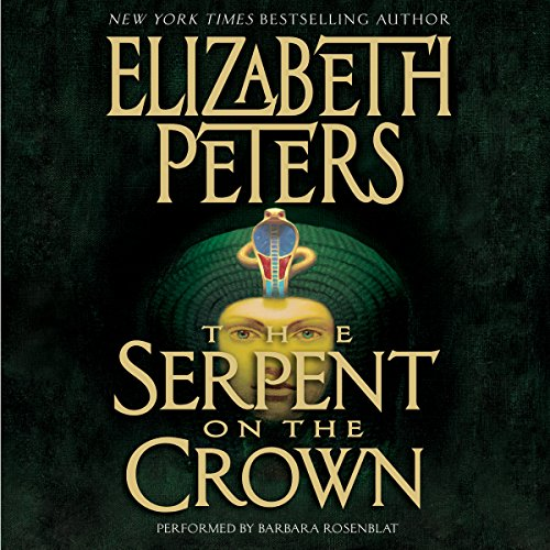 The Serpent on the Crown audiobook cover art