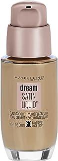 Maybelline New York Dream Satin Liquid Foundation (Dream Liquid Mousse Foundation), Sandy Beige, 1 fl. oz.