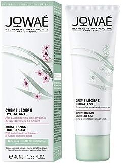 JOWAÉ Crema Viso Idratante Leggera con Acqua di Fiori di Sakura per Pelle da Normale a Mista, anche Sensibile, Formato da ...