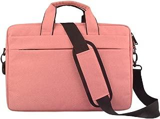 Balalafairy-bri Laptop Bag Mens Vintage Leather Briefcase Brown for Business Tote Messenger Bag 13 inch Laptop Handbag for School Travel Men